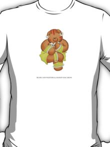 BEARS and FIGHTERS - Dhalsim T-Shirt