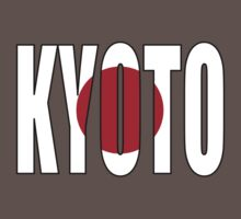 Kyoto. One Piece - Short Sleeve
