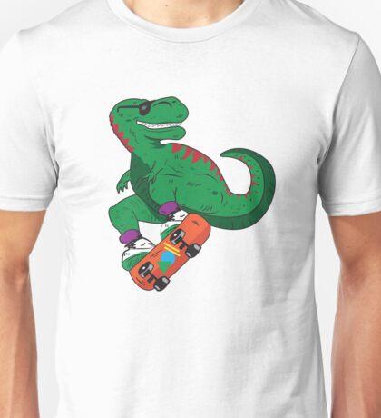 DIN-O-MITE! Unisex T-Shirt
