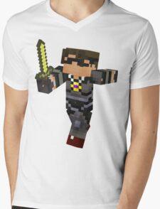 Skydoesminecraft Mens V-Neck T-Shirt