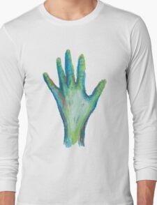 Zombie Hand Long Sleeve T-Shirt