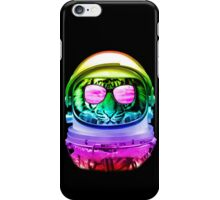 Cool Space Tiger  iPhone Case/Skin
