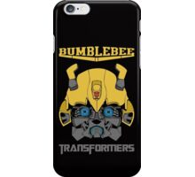 Bumblebee Transformers iPhone Case/Skin