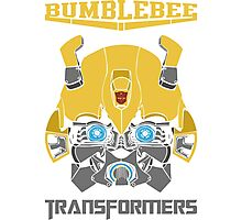 Bumblebee Transformers Photographic Print