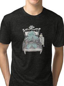 Cthulhu Awakens Tri-blend T-Shirt