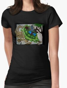 Melbourne Graff Womens Fitted T-Shirt