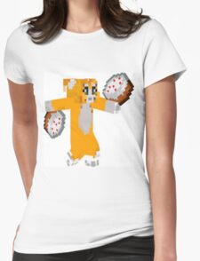 StampyLongHead Womens Fitted T-Shirt