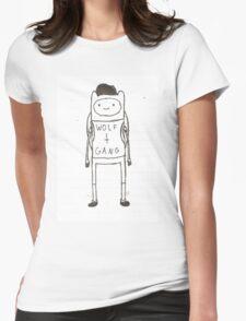 Finn the Human Odd Future Womens Fitted T-Shirt