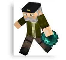 TheWillyRex Canvas Print