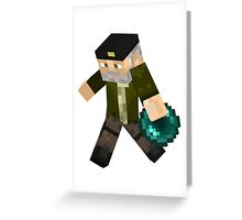 TheWillyRex Greeting Card