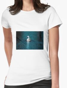 Lonely Duck Womens Fitted T-Shirt