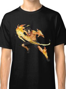 One Piece - Portgas D. Ace Classic T-Shirt