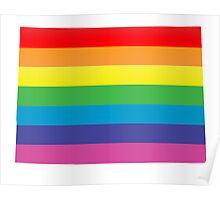 rainbow colorado Poster