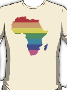 rainbow africa T-Shirt