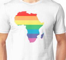 rainbow africa Unisex T-Shirt