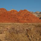 Red Rocks by chibiphoto