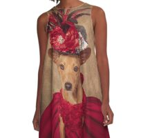 Shelter Pets Project - Monnie Sue A-Line Dress