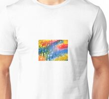 The Coral-Abstract Unisex T-Shirt