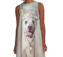 Shelter Pets Project - McKenzie A-Line Dress