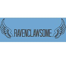 Ravenclawesome Photographic Print