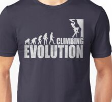 Evolution Climbing Unisex T-Shirt