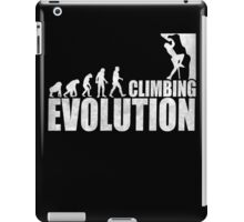 Evolution Climbing iPad Case/Skin