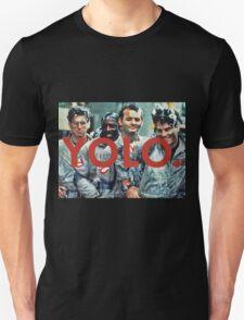 YOLO Ghostbusters Unisex T-Shirt