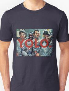 YOLO Ghostbusters T-Shirt