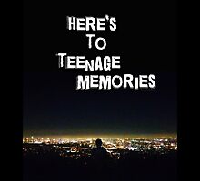 ❝ Teenage Memories ❞ by iconiclana