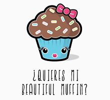 ¿Quieres mi Beautiful Muffin? Women's Tank Top
