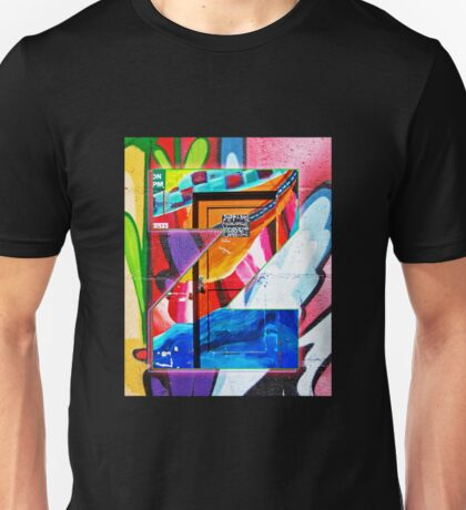 Urban Alphabet Z Unisex T-Shirt