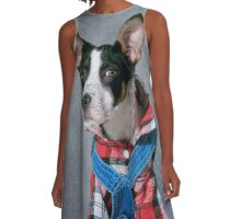 Shelter Pets Project - Snoop Dogg A-Line Dress