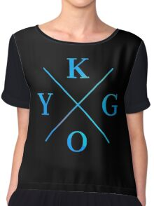 Kygo - Stay Chiffon Top