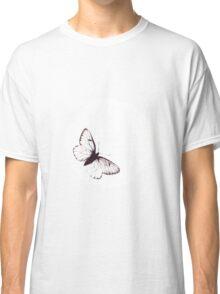 Butterfly Watercolour Classic T-Shirt