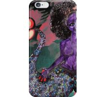 Two tails are better than one. iPhone Case/Skin
