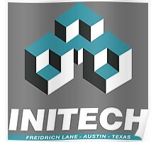 INITECH SPACE Poster