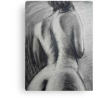 Hera - Female Nude  Canvas Print