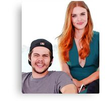 O'Broden - SDCC 2015 Canvas Print