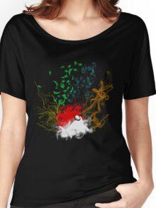 Elemental pokèball Women's Relaxed Fit T-Shirt