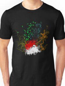 Elemental pokèball Unisex T-Shirt