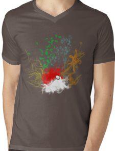 Elemental pokèball Mens V-Neck T-Shirt