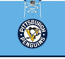 Pittsburgh Penguins 2008 Winter Classic Jersey by Russ Jericho