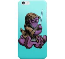 Octo wan Kenobi iPhone Case/Skin