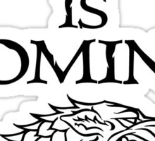 House Stark | Winter is Coming Sticker