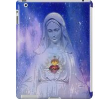 faith for mary iPad Case/Skin