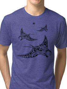 Sea Life Tri-blend T-Shirt