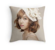 Jessica Jung SNSD Girls' Generation KPOP Throw Pillow