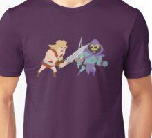 HeMan vs. Skeletor Unisex T-Shirt
