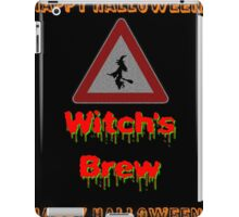 Witches Brew iPad Case/Skin