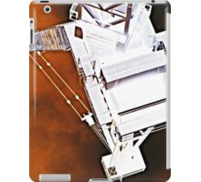 science fiction machine 1 iPad Case/Skin